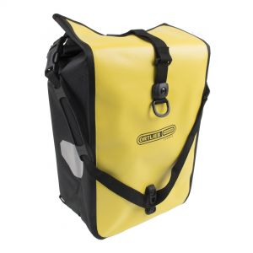 Ortlieb Sport-Roller Classic Pannier: Pair Yellow/Black
