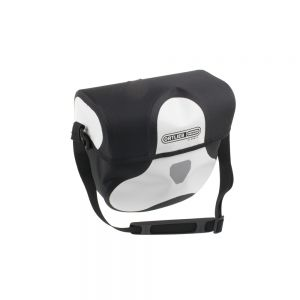 Ortlieb Ultimate 6 Classic Handlebar Bag: Medium 7 Liter White