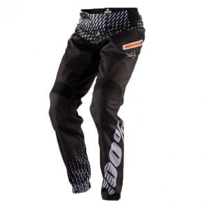 100% R-Core Supra DH Youth Pants Black/Grey - 28