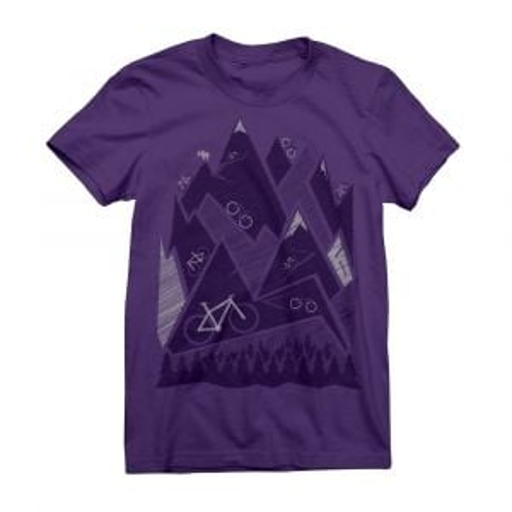 TwinSix Climber T (W) (VIOLET) - Small