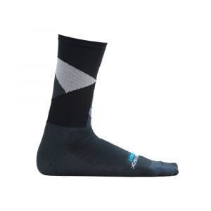 OrNot Intersection Dark Sock - LARGE
