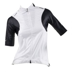 ASSOS TSP laalaLai Lady Jersey With Wind Protector White Panther L