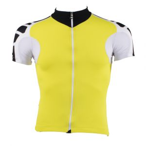 ASSOS SS.UNO_S7 JERSEY Yellow Volt, SMALL - MEN'S