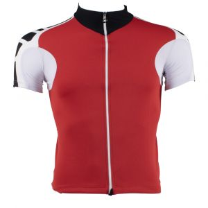 ASSOS SS.UNO_S7 JERSEY Red Swiss Small - MEN'S
