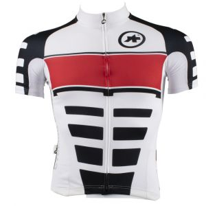 Assos SS.corporate s7, red Swiss  XS