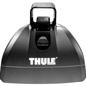 Thule 460 Podium Foot Pack Tower Set: Fits Rectangular Bar 4-Pack
