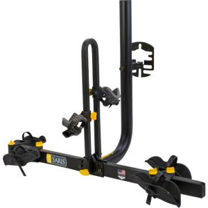 Saris Freedom Spare Tire Rack: 2-Bike Black