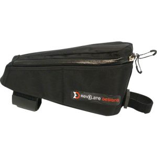 Revelate Designs Gas Tank Top Tube/ Stem Bag Black