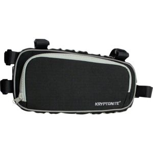 Kryptonite Transit Transport-R Chain Frame Bag/Carrier: Black