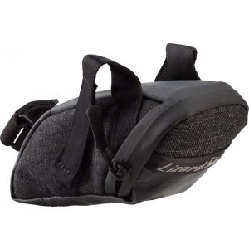 Lizard Skins Cache Seat Bag: Jet Black