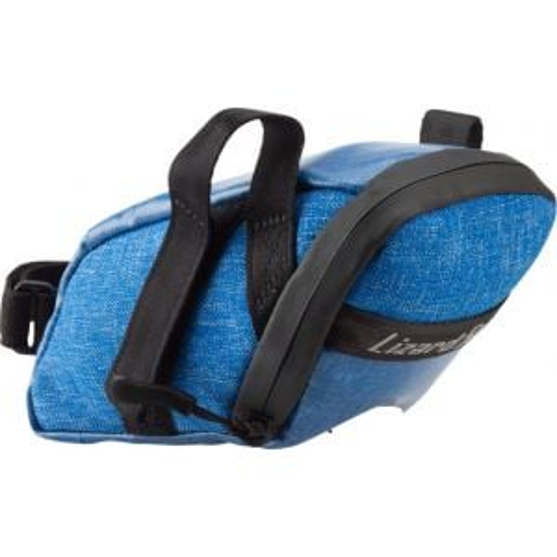 Lizard Skins Super Cache Seat Bag: Electric Blue