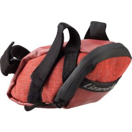 Lizard Skins Super Cache Seat Bag: Crimson
