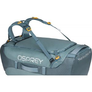 Osprey Transporter 95 Duffel Bag Keystone Gray