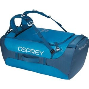 Osprey Transporter 95 Duffel Bag Kingfisher Blue
