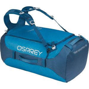 Osprey Transporter 65 Duffel Bag Kingfisher Blue