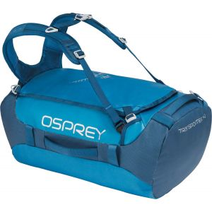 Osprey Transporter 40 Duffel Bag Kingfisher Blue