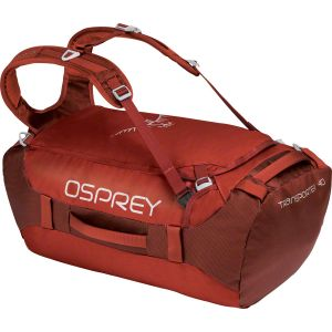 Osprey Transporter 40 Duffel Bag Ruffian Red