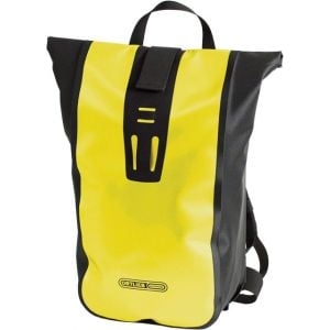 Ortlieb Velocity Backpack: Yellow/Black