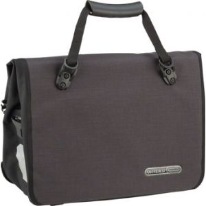 Ortlieb QL2.1 Office Bag: Graphite/Black, LG