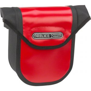 Ortlieb Ultimate 6 Compact Handlebar Bag: Red