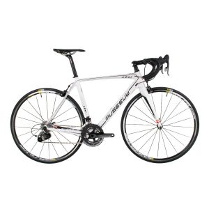 Museeuw MFC 1.0 Complete WHT/BLK - Rival - XS