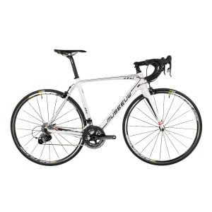 Museeuw MFC 1.0 Complete WHT/BLK - Rival - SM