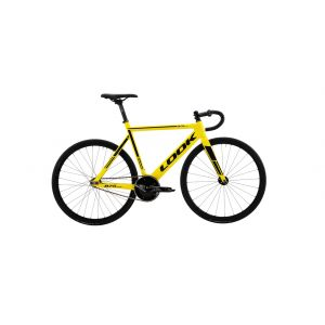 Look 875 Madison Complete Track Bike 2018 Yellow S