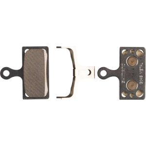 Shimano M06Ti Metal Disc Brake Pads and Spring for XTR BR-M975 Saint BR-