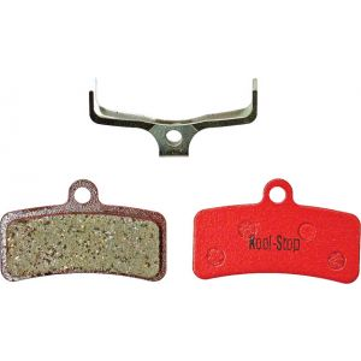 Kool Stop Disc Brake Pad for Shimano Saint M810 Zee M640 TRP Quadiem Slate 4