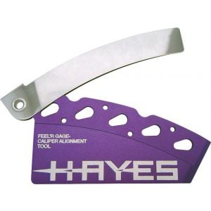 Hayes Feel'r Gauge Disc Brake Pad and Rotor Alignment Tool