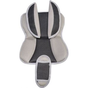 Burley Deluxe Trailer Seat Pads: Kit