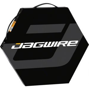Jagwire 4mm Basics Derailleur Housing 50M File Box Black
