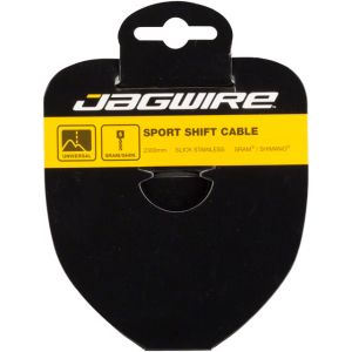 Jagwire Sport Derailleur Cable Slick Galvanized 1.1x3100mm