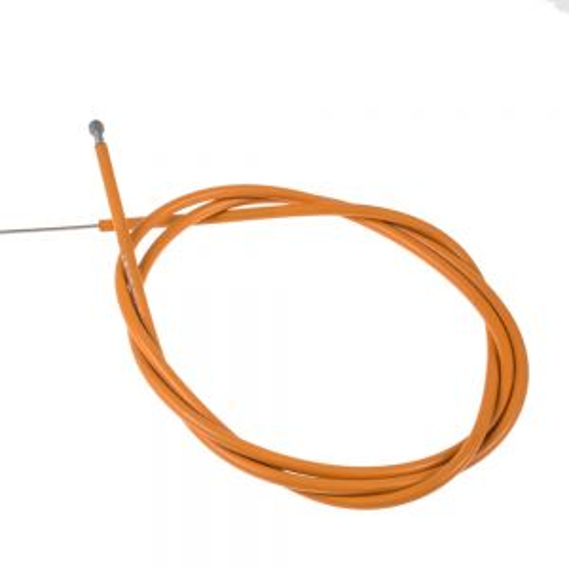 Shimano Road SLR Brake Housing & Cable 5mm, Orange, 2-Pack OEM
