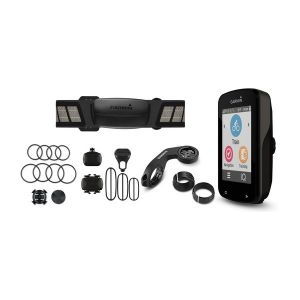 Garmin GPS Cycling Computer Edge 820 With Heart Rate: Black