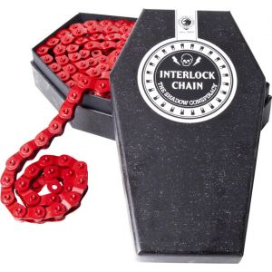 The Shadow Conspiracy Interlock V2 Half Link Chain Red