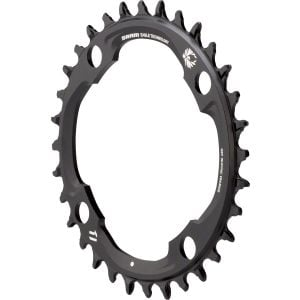 SRAM X-Sync 2 11 or 12 Speed Chainring 32T 104mm BCD Black