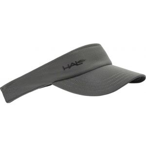 Halo Sport Visor: Gray One Size