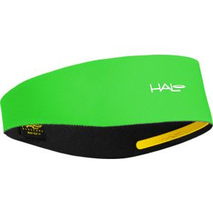 Halo II Pullover Headband: Bright Green