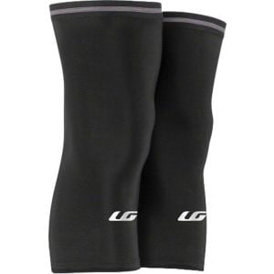 Louis Garneau Knee Warmer 2: Pair~ Black~ LG