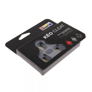 Look Keo Bi-Material Cleats Gray 4.5° Float
