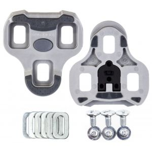 Look Keo Grip Cleats Grey 4.5° Float
