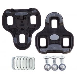 Look Keo Grip Cleats Black 0° Float