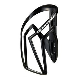 Fabric Nylon Speed Cannondale Cage Black with White