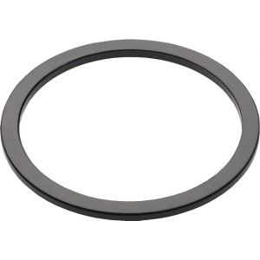 Wheels Manufacturing 1.8mm Black Aluminum Bottom Bracket Spacer
