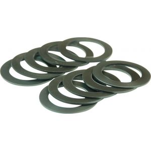 Wheels Manufacturing 1mm Spacers for 30mm Spindles 10 pk