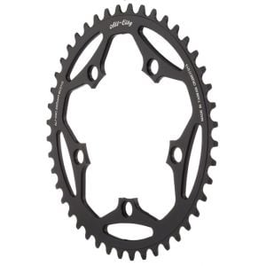 All-City Cross Ring 44t x 110mm Black