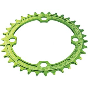 Race Face Narrow-Wide Single Ring 30t x 104 Green