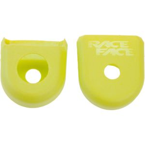 Race Face Large Crank Boots 2-Pack Yellow