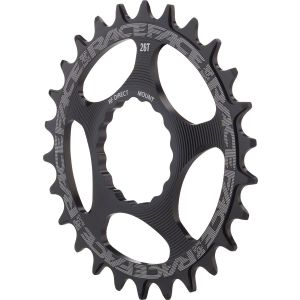 RaceFace Narrow Wide Chainring: Direct Mount CINCH 36t Black
